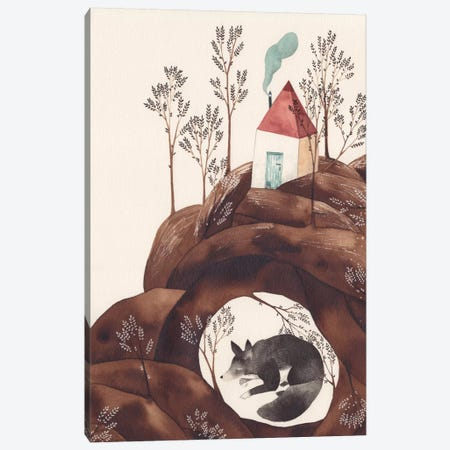Duna Canvas Print #GEM9} by Gemma Capdevila Canvas Art