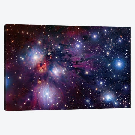 Stellar Nursery In Monoceros (NGC 2170) Canvas Print #GEN103} by Robert Gendler Art Print