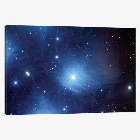 The Merope Nebula, A Reflection Nebula In Taurus Canvas Print #GEN109} by Robert Gendler Art Print