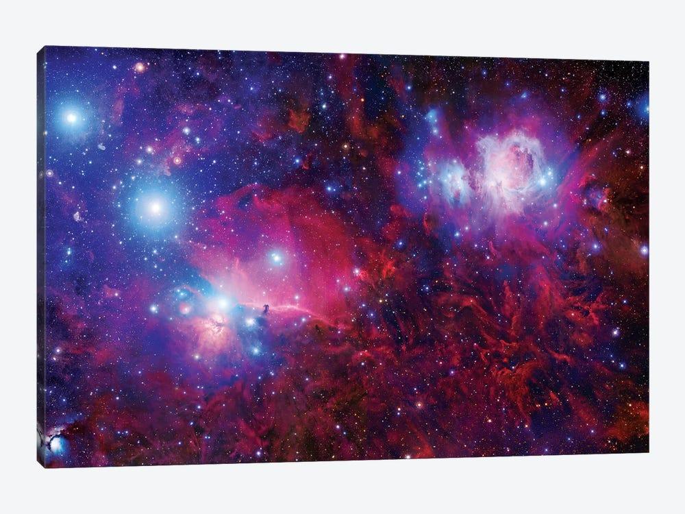 The Orion Deepfield Mosaic by Robert Gendler 1-piece Art Print