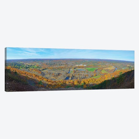 Valley 2018 Canvas Print #GEN137} by Robert Gendler Art Print