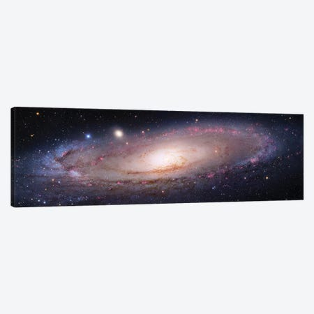 M31, Andromeda Galaxy  VII Canvas Print #GEN140} by Robert Gendler Canvas Print