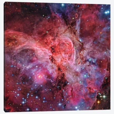 Central Eta Carinae Canvas Print #GEN152} by Robert Gendler Canvas Wall Art