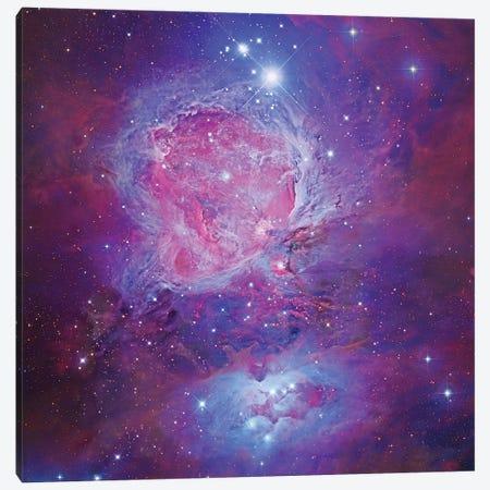 Orion Nebula Revisited Canvas Print #GEN160} by Robert Gendler Art Print