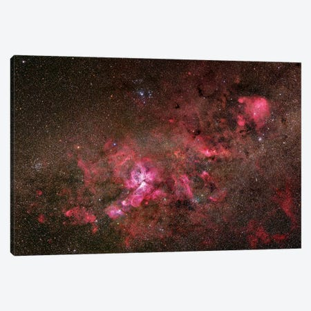 Eta Carinae Nebula (NGC 3372) I Canvas Print #GEN24} by Robert Gendler Canvas Art