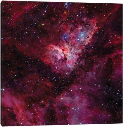 Eta Carinae Nebula (NGC 3372) II Canvas Art Print
