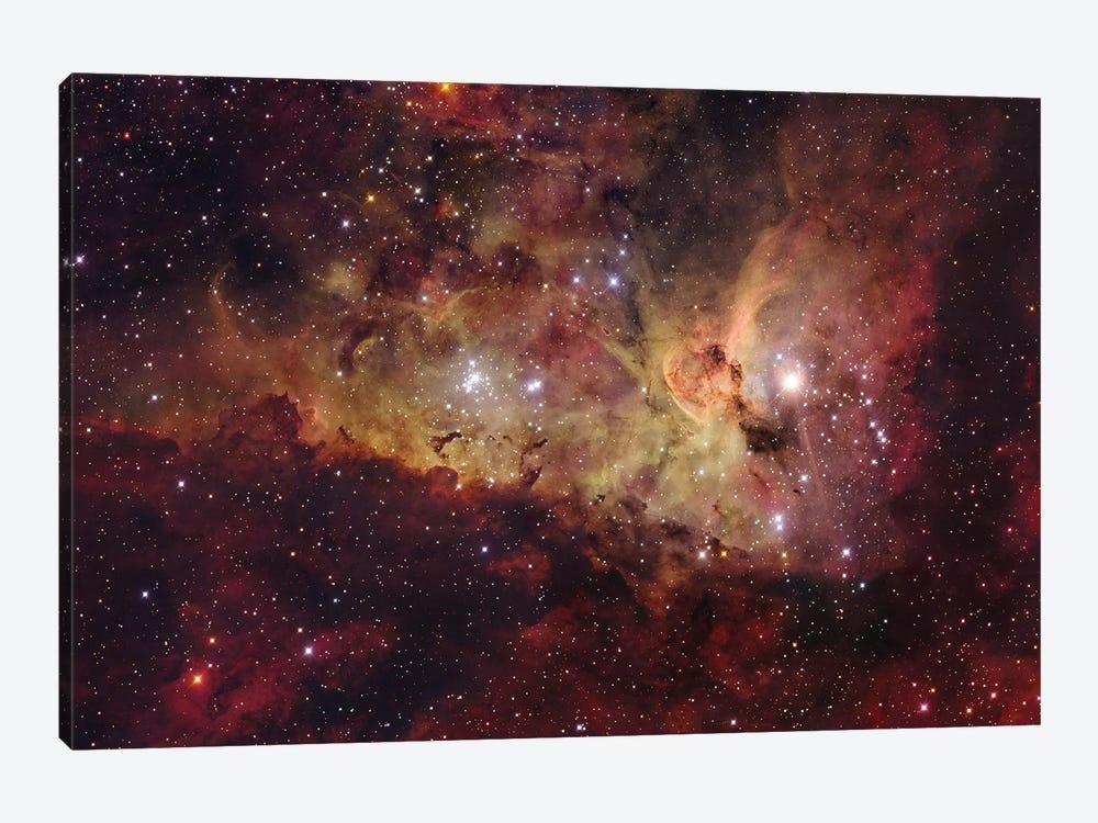 Eta Carinae Mosaic by Robert Gendler 1-piece Canvas Art