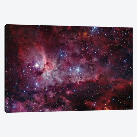 Eta Carinae Nebula (NGC 3372) III Canvas Print #GEN27} by Robert Gendler Canvas Wall Art