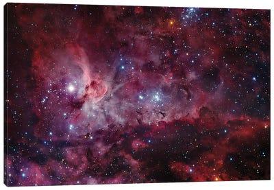 Eta Carinae Nebula (NGC 3372) III Canvas Art Print