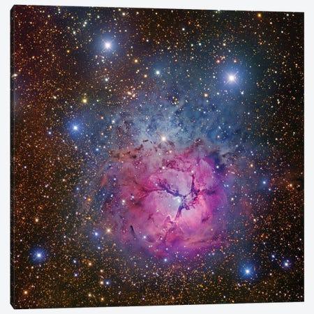 M20, Trifid Nebula I Canvas Print #GEN43} by Robert Gendler Canvas Print