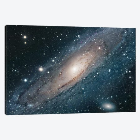 M31, Andromeda Galaxy I Canvas Print #GEN48} by Robert Gendler Canvas Print