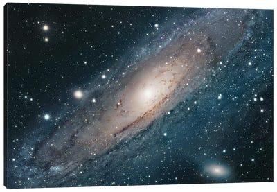 M31, Andromeda Galaxy I Canvas Art Print