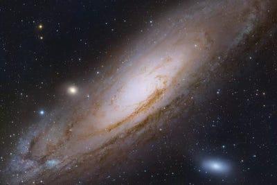 M31, Andromeda Galaxy IV Art Print by Robert Gendler | iCanvas