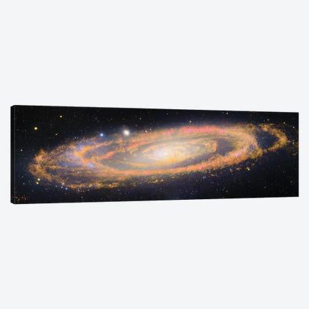 M31, Andromeda Galaxy V Canvas Print #GEN54} by Robert Gendler Art Print