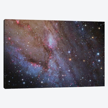 M31, Andromeda Galaxy VI Canvas Print #GEN55} by Robert Gendler Canvas Print