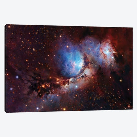 M78, Nebula Complex In Orion Canvas Print #GEN64} by Robert Gendler Canvas Artwork