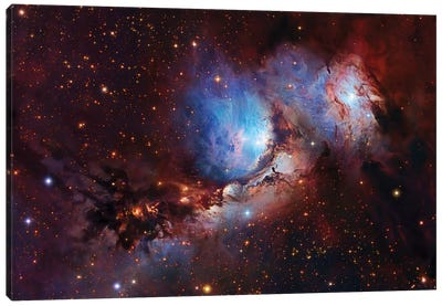 M78, Nebula Complex In Orion Canvas Art Print