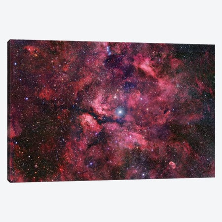 Nebulosity Surrounding Gamma Cygni Canvas Print #GEN74} by Robert Gendler Art Print