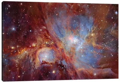 Orion Nebula  Canvas Art Print