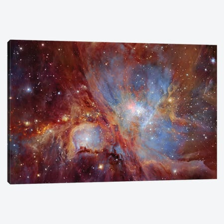 Orion Nebula  Canvas Print #GEN76} by Robert Gendler Canvas Print