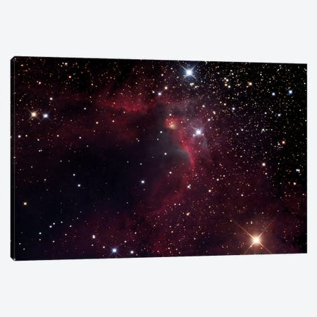 Cave Nebula (SH2-155) Canvas Print #GEN7} by Robert Gendler Canvas Wall Art