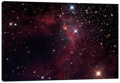 Cave Nebula (SH2-155) Canvas Art Print