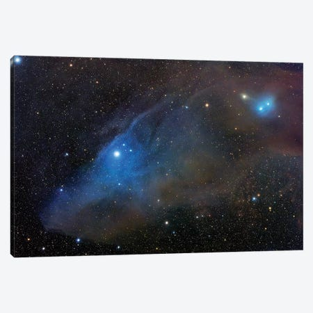 Reflection Complex In Scorpius (IC 4592) II Canvas Print #GEN80} by Robert Gendler Canvas Art Print
