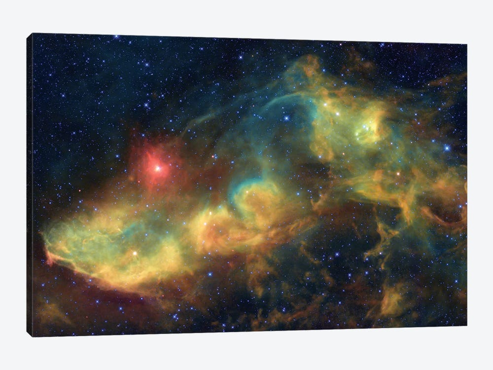 Reflection Complex In Scorpius (IC 4592) III by Robert Gendler 1-piece Art Print