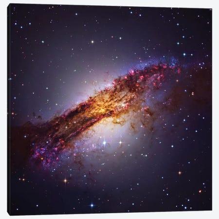 """Centaurus """"A"""" (NGC 5128) Canvas Print #GEN8} by Robert Gendler Art Print"""