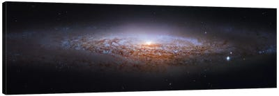 Spiral Galaxy In Lynx, Mosaic From Hubble Legacy Archive (NGC 2683) I Canvas Art Print