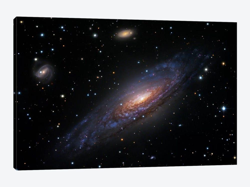 Spiral Galaxy In Pegasus (NGC 7331) II by Robert Gendler 1-piece Art Print
