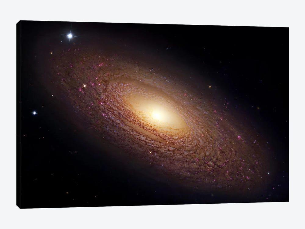 Spiral Galaxy In Ursa Major (NGC 2841) by Robert Gendler 1-piece Canvas Print