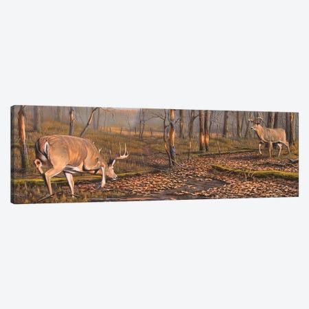 Battle Groud Canvas Print #GEP17} by Geno Peoples Art Print