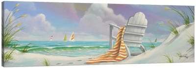 Beach IV Canvas Art Print