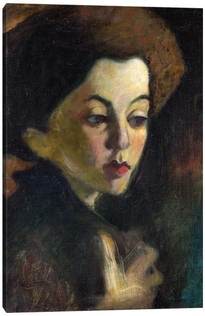 Sager-Nelson: Girl Canvas Art Print
