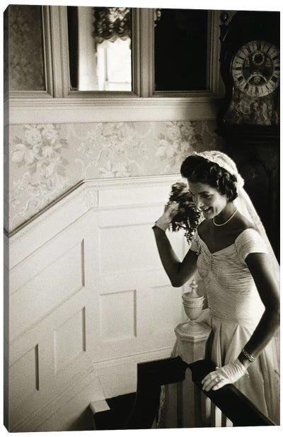 Jacqueline Kennedy (1929-1994) Canvas Art Print