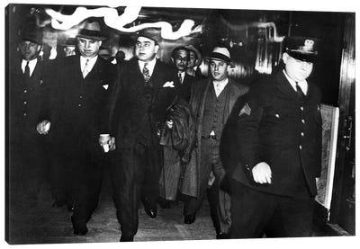 Alphonse Capone (1899-1947) Canvas Art Print