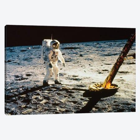 Apollo 11: Lunar Module Canvas Print #GER174} by Unknown Canvas Wall Art