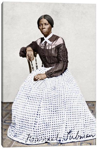 Harriet Tubman (C1823-1913) Canvas Art Print