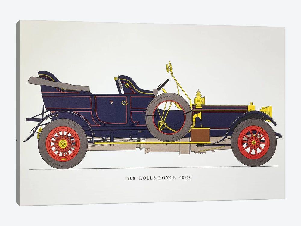 Auto: Rolls-Royce, 1908 by Unknown 1-piece Art Print