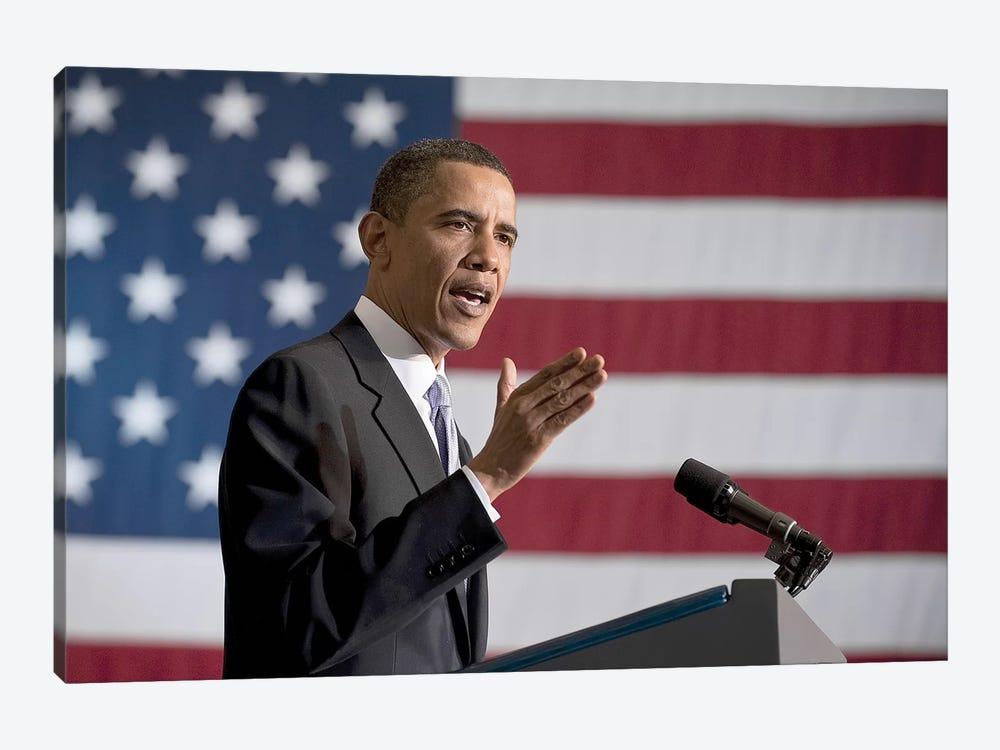 Barack Obama (1961- ) by Unknown 1-piece Art Print