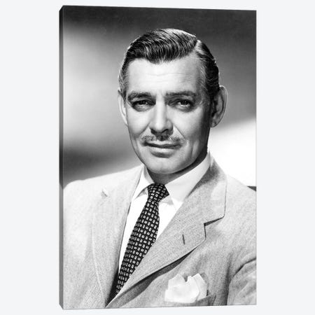 Clark Gable (1901-1960) Canvas Print #GER214} by Unknown Canvas Print
