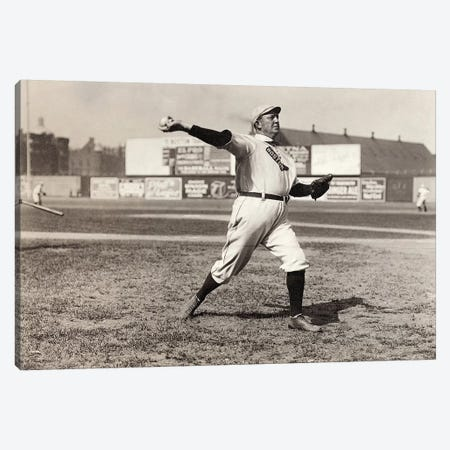 Cy Young (1867-1955) Canvas Print #GER217} by Unknown Canvas Art Print