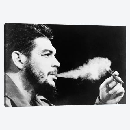 Ernesto 'Che' Guevara (1928-1967) Canvas Print #GER224} by Unknown Canvas Art