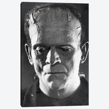 Frankenstein, 1931 3-Piece Canvas #GER229} by Unknown Canvas Print