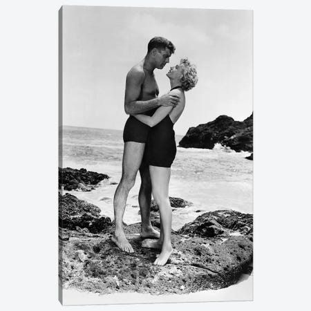 From Here To Eternity, 1953 Canvas Print #GER232} by Unknown Canvas Artwork
