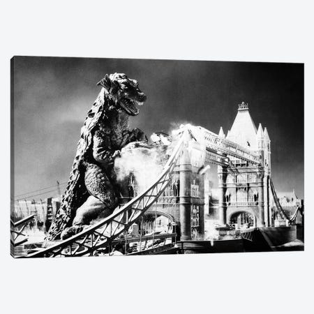 Gorgo Canvas Print #GER246} by Unknown Canvas Artwork