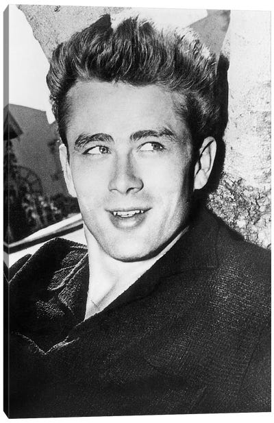 James Dean (1931-1955) Canvas Art Print