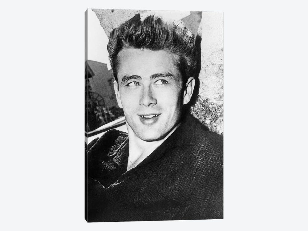 James Dean (1931-1955) by Unknown 1-piece Canvas Wall Art