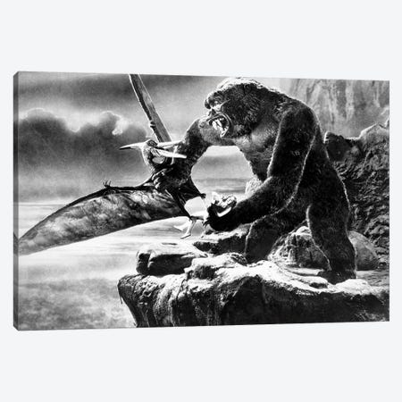 King Kong, 1933 Canvas Print #GER293} by Unknown Canvas Art